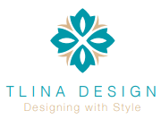 Tlina Design | Interior Design | Design With Style Logo