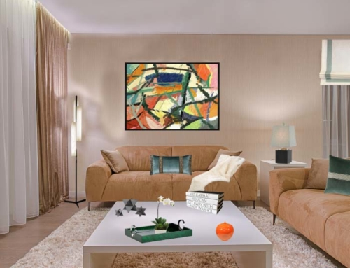 Inexpensive ways to decorate your living room